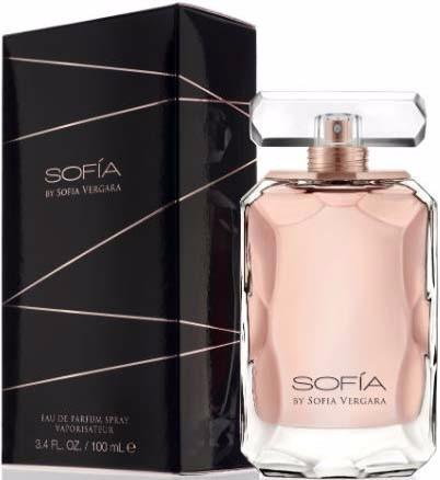 perfume original sofia vergara sofia 100 ml mujer envio hoy