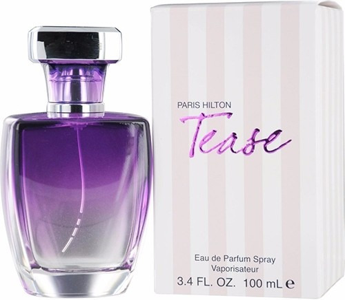 perfume original tease paris hilton mujer 100 ml envio hoy