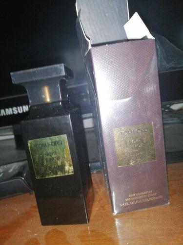 perfume original tom ford noir de noir de 100ml.