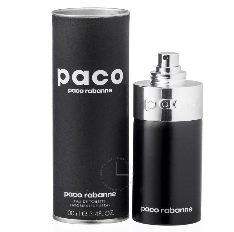 Perfume paco de paco rabanne unissex edt 100ml r 189 00 for Paco by paco rabanne