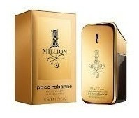 perfume paco rabanne 1 million men 100ml.original