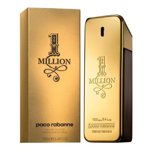 perfume paco rabanne 1 one million 100 ml