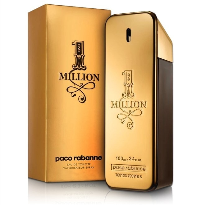 2dc451e27 Perfume One Million 100ml - Paco Rabanne Original