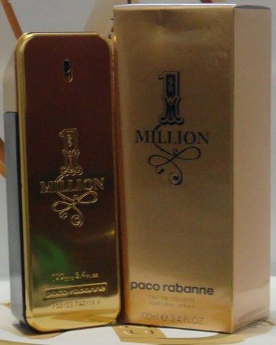 perfume paco rabanne importado