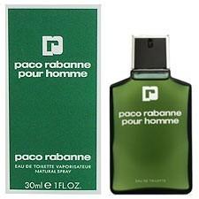 perfume paco rabanne - masculino - 100 ml