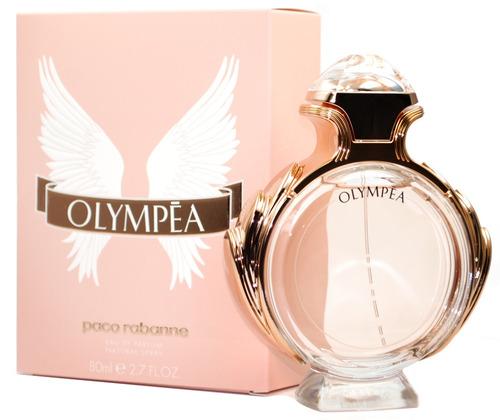 perfume paco rabanne olympea 80 ml dama edp envio hoy