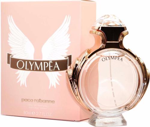 perfume paco rabanne olympea original 80 ml envio hoy