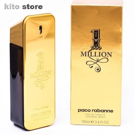 87691da2de Perfume Paco Rabanne One Million Eau De Toilette 100ml - R  319 ...