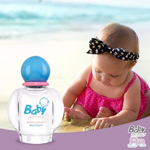 perfume para bebé  michelle  de zermat