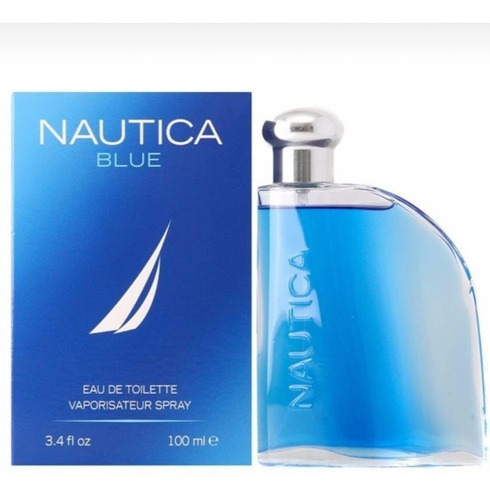perfume para caballero náutica blue