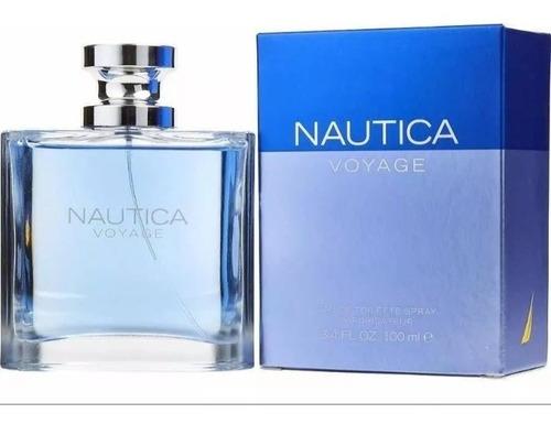 perfume para caballero náutica voyaje