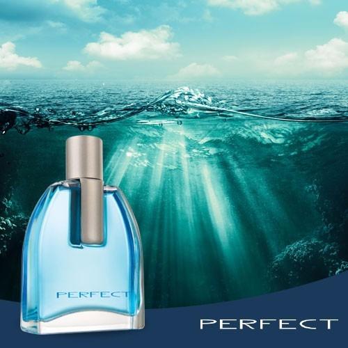 perfume para caballero  perfect  de zermat