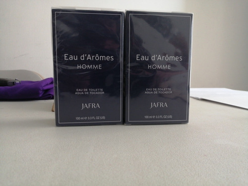 perfume para caballeroagua de aromas jafra