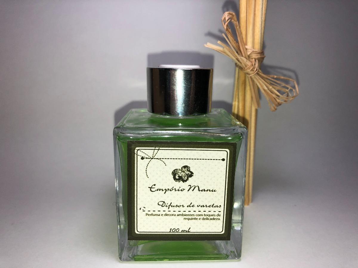 Perfume para casa difusor de varetas cubo vidro 100 ml r 43 00 em mercado livre - Perfumes en casa ...