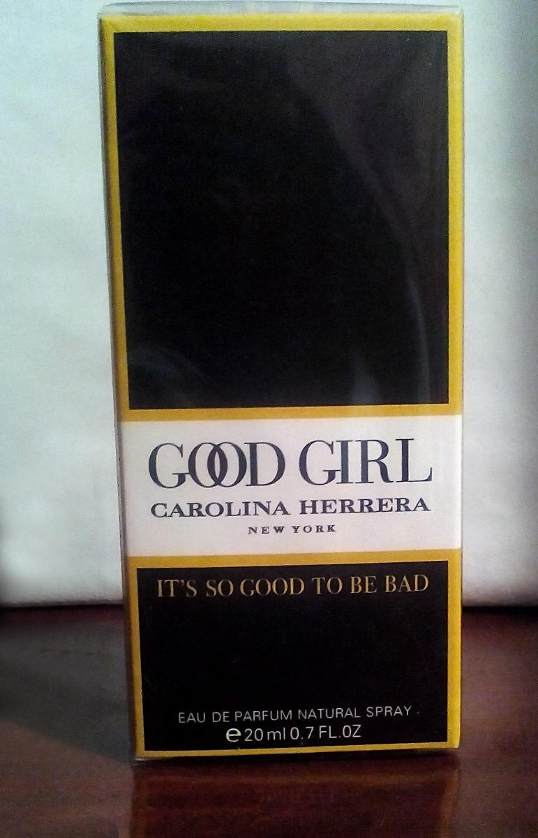 Perfume Para Dama Good Girl Ch Triple Aaa 20 Ml Bs 119000