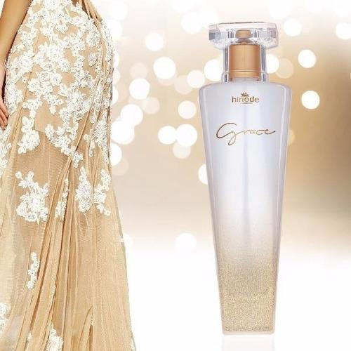 perfume para dama grace hinode fragancia