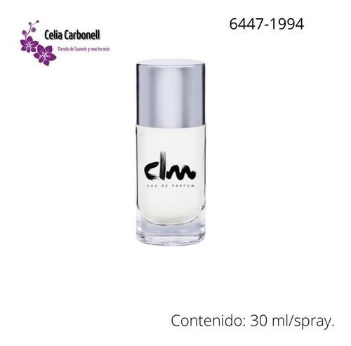 perfume para hombre clm