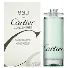 perfume para hombre eau concentrado de cartier 200 ml 6.7 oz