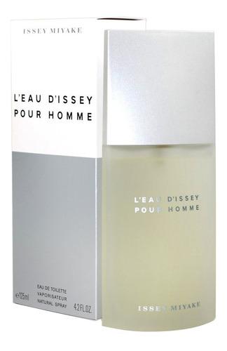 perfume para hombre issey de issey miyake 125 ml origiinal