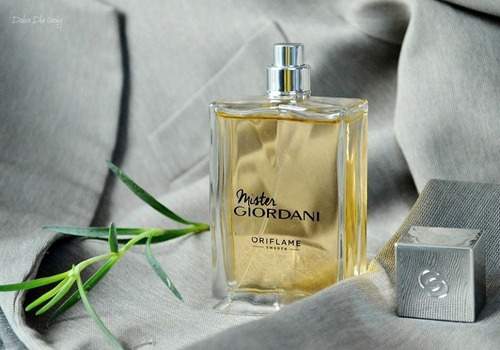 perfume para hombre mister giordani ea - l a $1400