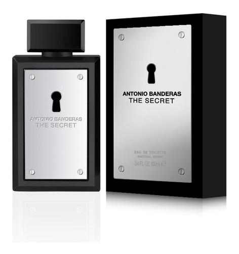 perfume para hombre the secret de antonio banderas 100 ml
