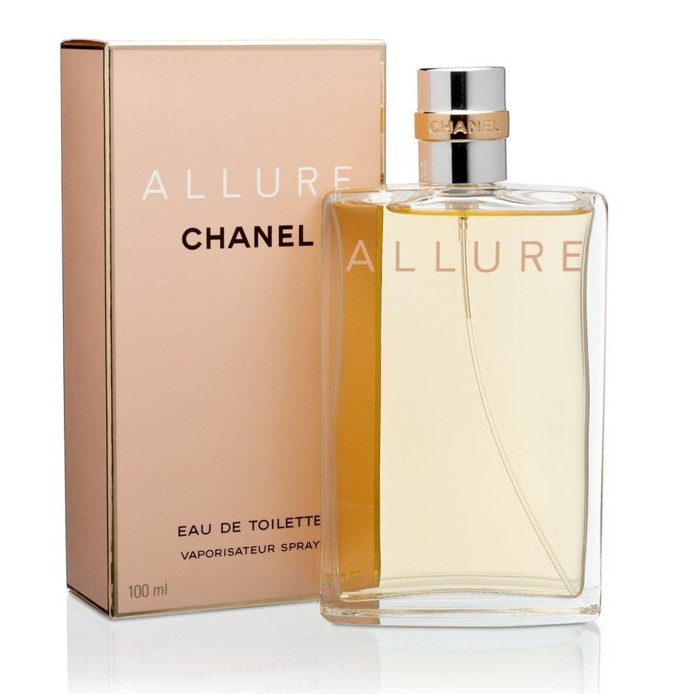 1be27df7f Perfume Para Mujer Chanel - Allure 100ml. - $ 580.000 en Mercado Libre