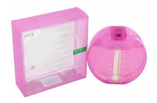 perfume para mujer paradiso inferno pink de benetton 100 ml