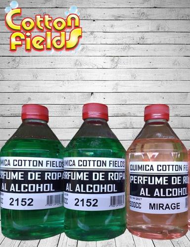 perfume para ropa , textil , aromatizador x 500cc