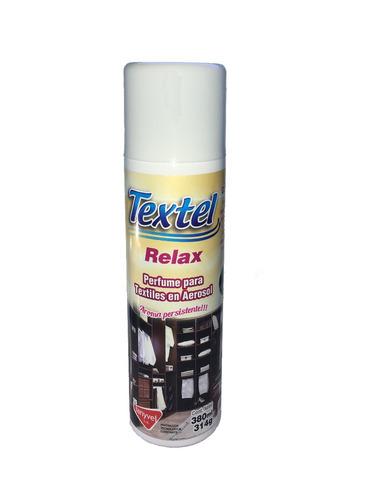 perfume para textiles en aerosol - aroma relax  / lanyvel