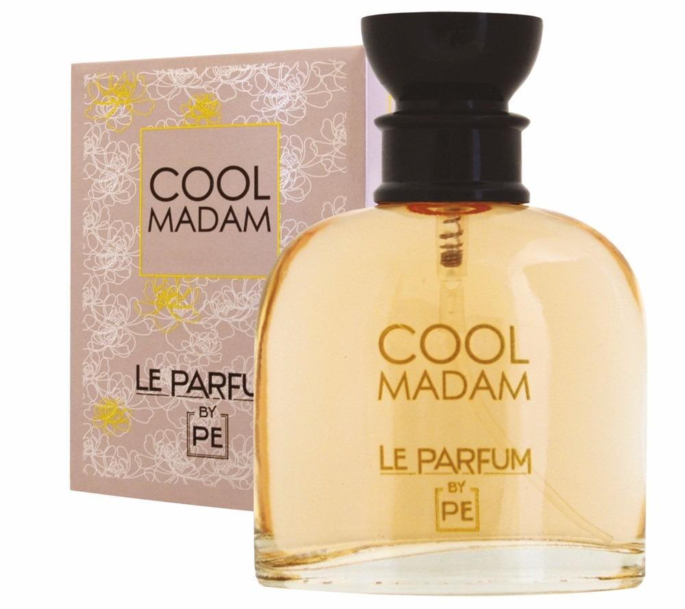7b0b75d3b10 Perfume Le Parfum Cool Madam By Paris Elysees 100ml - R  49