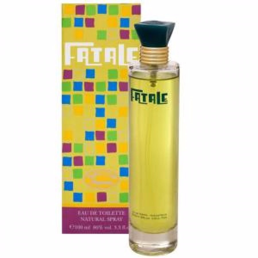 e31e27c3d Perfume Fatale 100ml Paris Elysees - Tendência Animale Woman - R  37 ...
