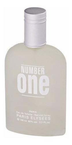 perfume paris elysees unissex number one (ck one) 100ml