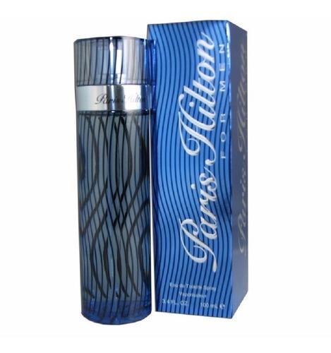 perfume paris hilton -- caballero 100% original (100ml)