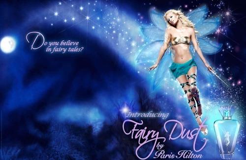 perfume paris hilton fairy dust feminino edp 100ml original
