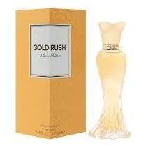 perfume paris hilton gold rush women 100ml original edt