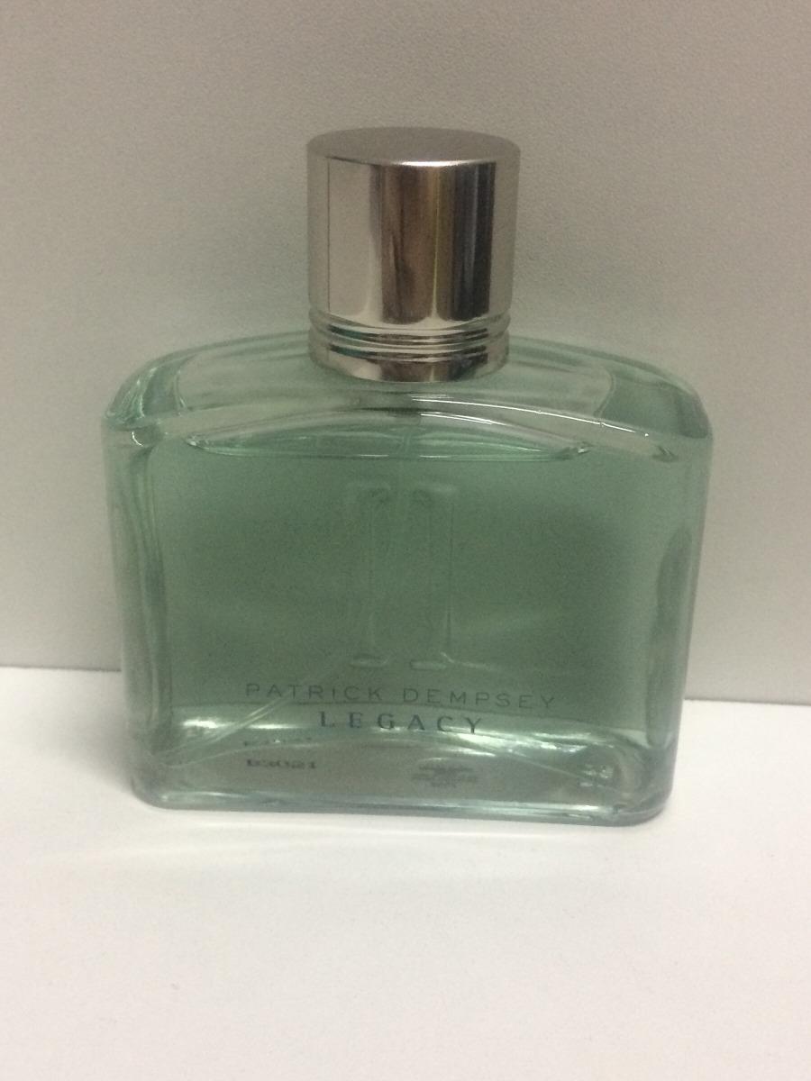 Perfume Patrick Dempsey Legacy Avon Sem Caixa Original