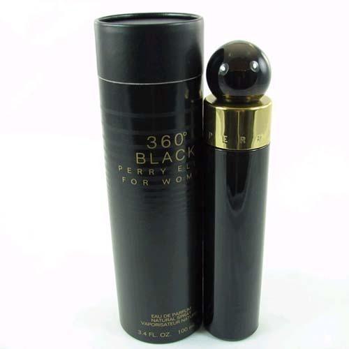 perfume perry ellis 360 black 100 ml women