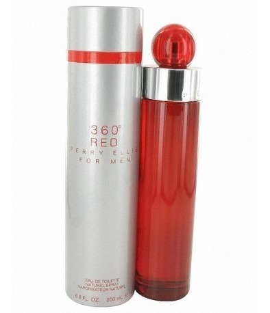 perfume perry ellis 360 red 200 ml men