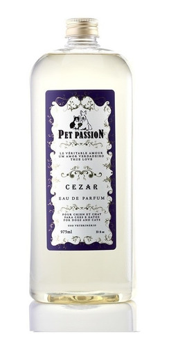 perfume pet passion | 01 litro