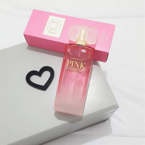 perfume pink diamonds intense deo colônia mary kay promoção