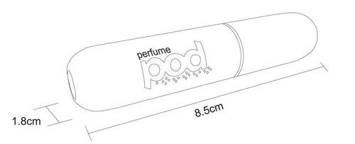 perfume pod pure - el perfumero recargable | regalo original