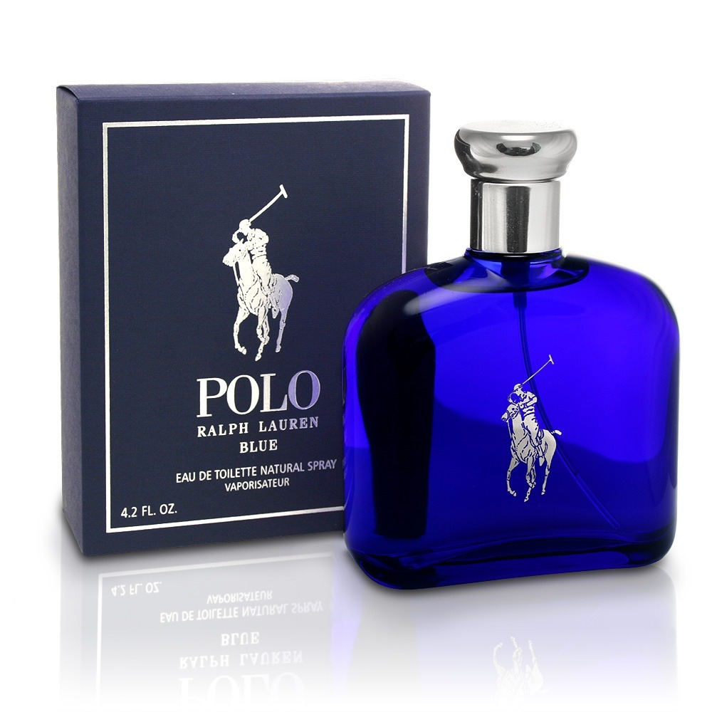 daec6bc596d5a perfume polo blue azul 125ml - ralph lauren original lacrado. Carregando  zoom.