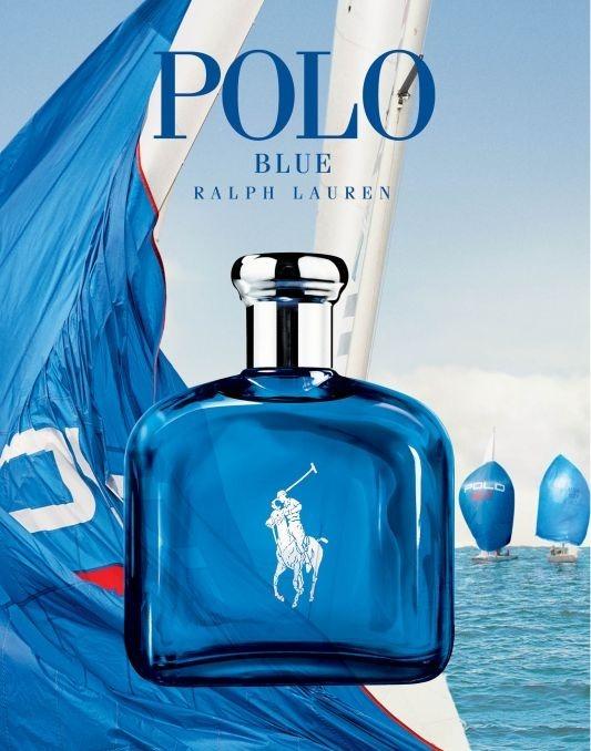 adattabile Bagnare Corrispondente  Perfume Polo Ralph Lauren Blue Edp X 40 Ml - $ 2.295,00 en Mercado Libre