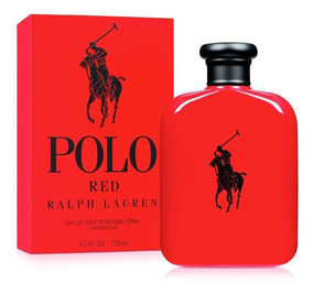 Ralph MlEnvio Perfume Gratis Red Lauren Polo 100 De roCxQdWBe