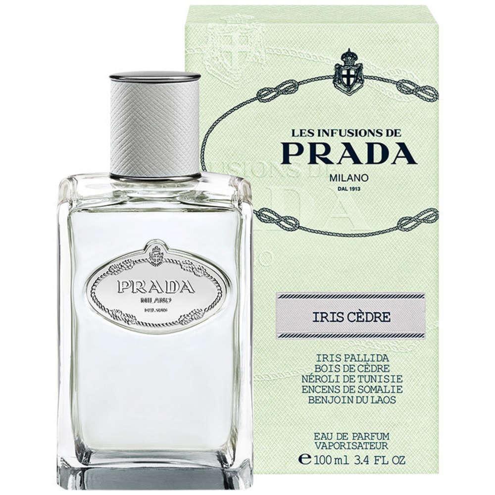 cb0a0ed00997b perfume prada iris cedre masculino eau de parfum 100ml. Carregando zoom.