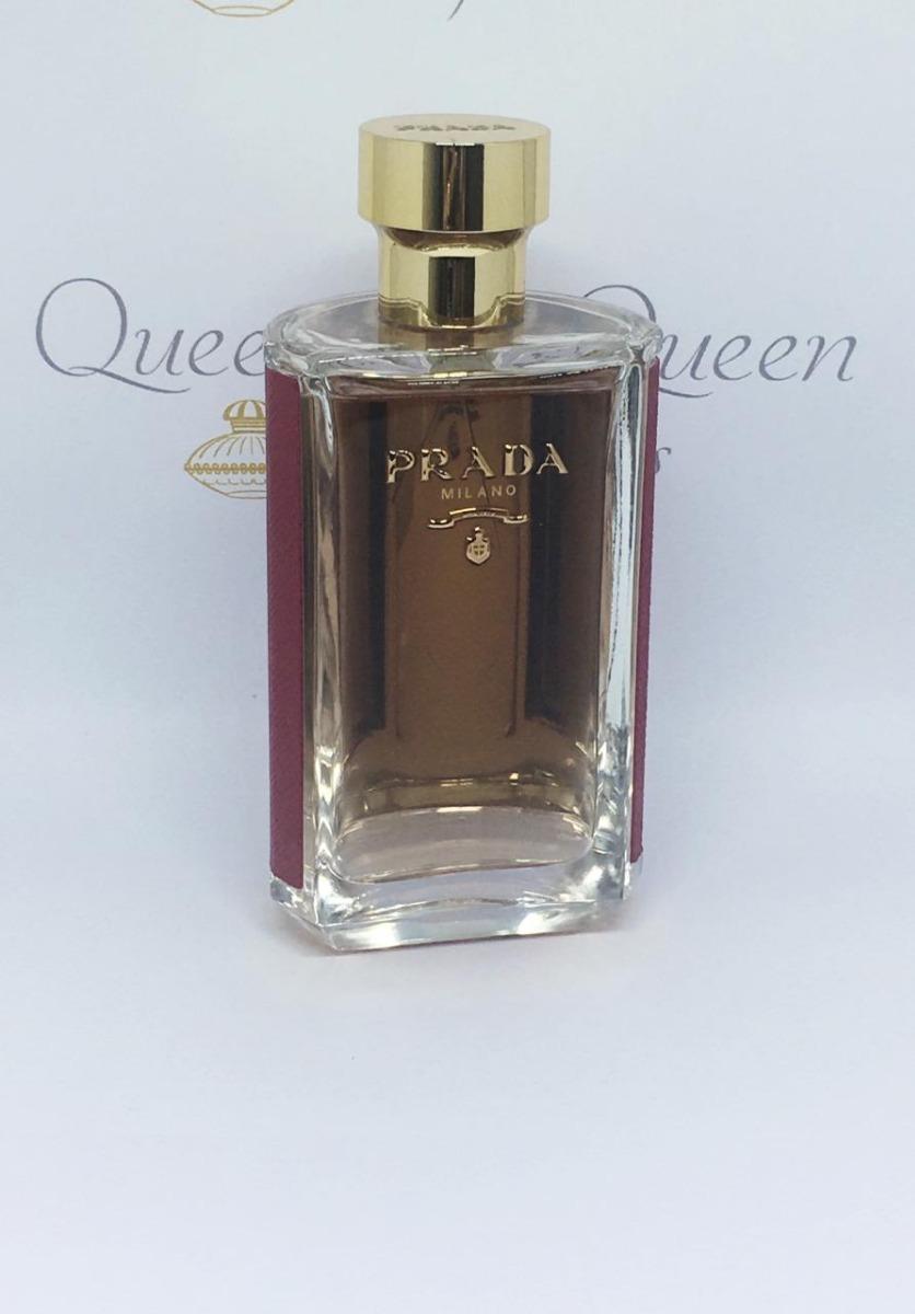 cae731b792a15 Perfume Prada L´homme Intense Edp Masculino - 100ml - R  429,88 em ...