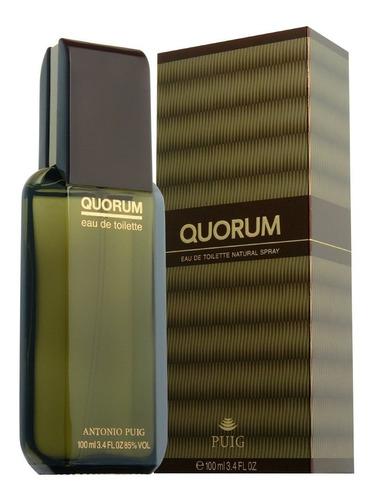 perfume quorum puig masculino original edt 100ml importado
