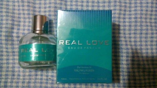 perfume real love ralph lauren diamond collection