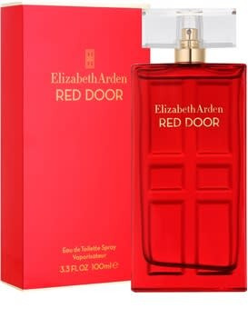 perfume red door elizabeth arden 100ml