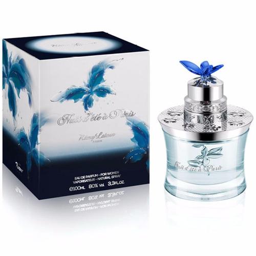 perfume remy marquis nuit d'ete a paris mujer 100ml dama